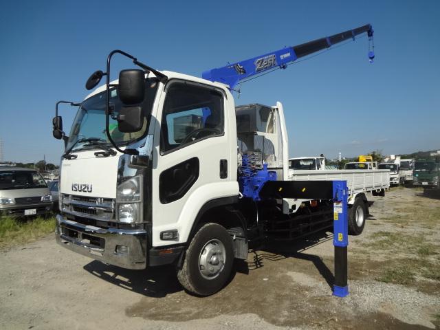 トラックの写真1 大阪トラック買取直販センター ... クレーン付トラック基礎知識(ユニック・タ