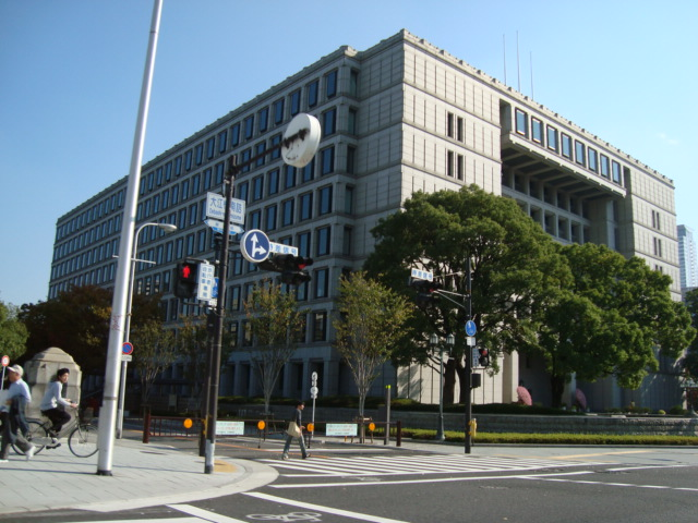写真5(大阪市役所) 大阪の街のご紹介写真