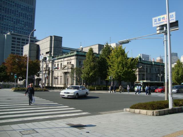 写真8(日本銀行) 大阪の街のご紹介写真