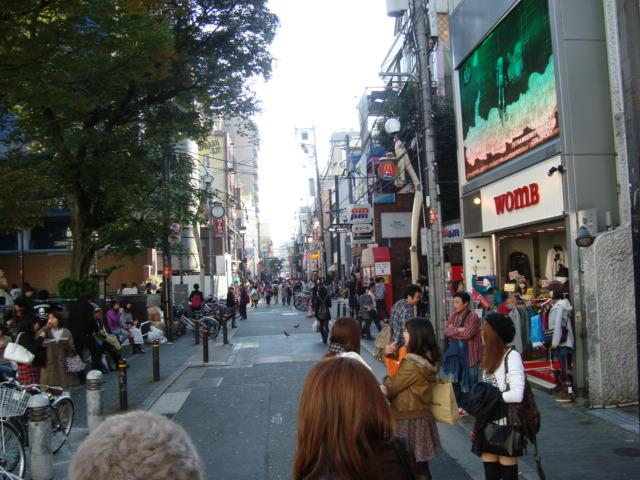 写真7(アメ村) 大阪の街のご紹介写真