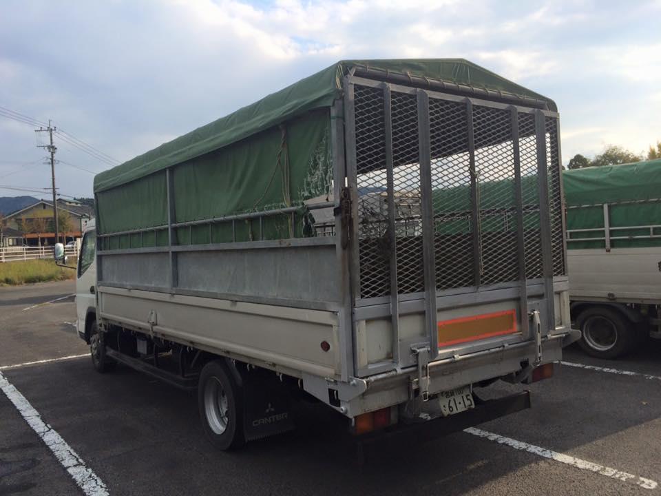 家畜運搬車の写真4