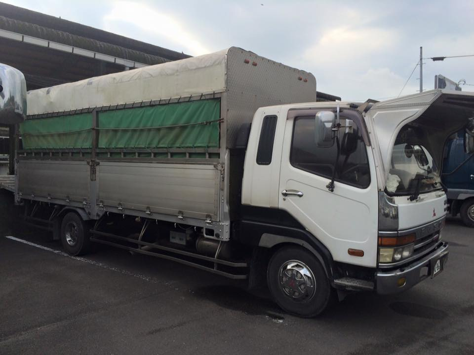 家畜運搬車の写真5