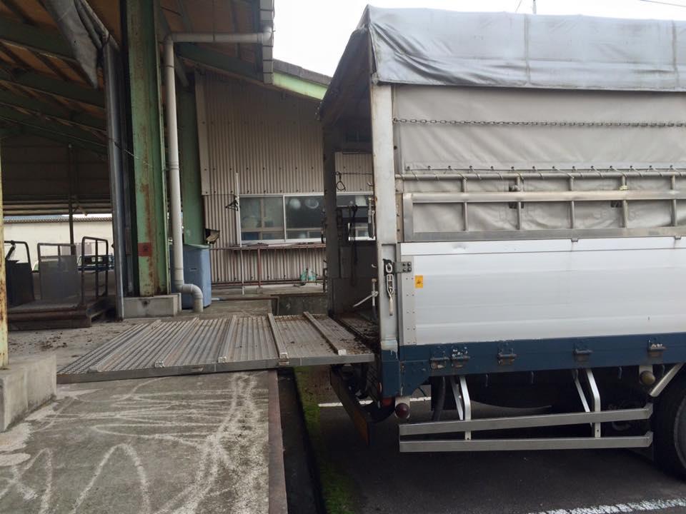家畜運搬車の写真6