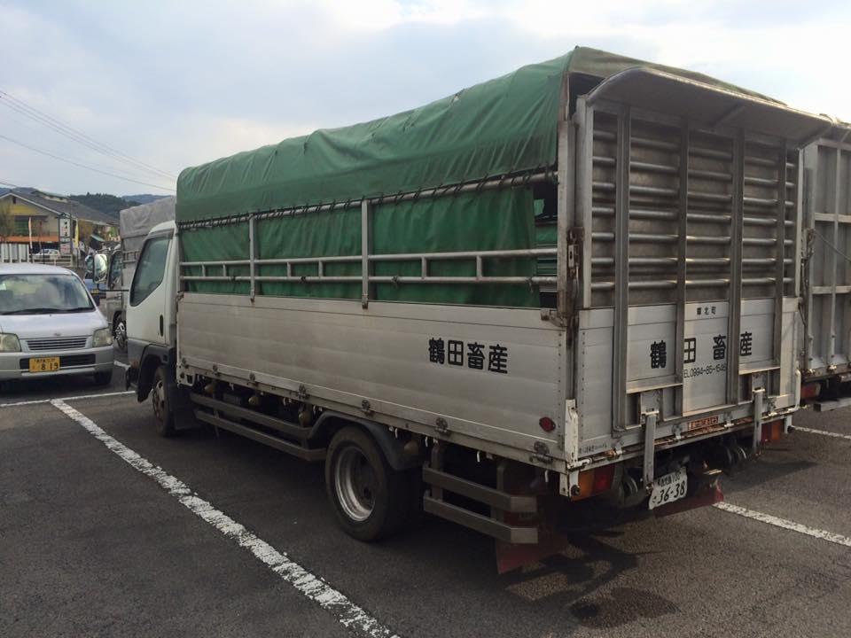 家畜運搬車の写真7