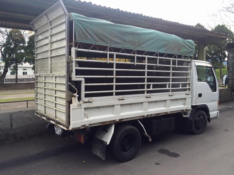 家畜運搬車の写真12
