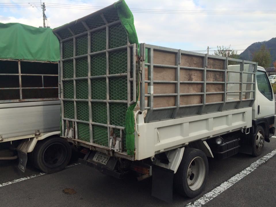 家畜運搬車の写真15