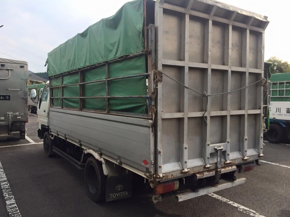 家畜運搬車の写真18