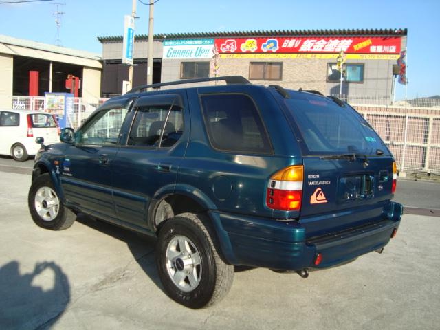 いすゞ いすゞ ウィザード ディーゼルターボ : truck123.co.jp