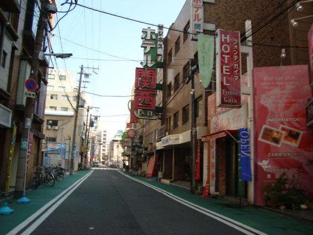 大阪 ゲイ 街